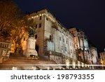 Chambery Castle In Savoie