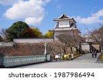 """kanazawa Castle"" In Kanazawa..."