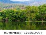 Landscape Lake Views At Ang...