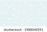 blue linear abstract wave... | Shutterstock .eps vector #1988040551