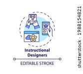 instructional designers concept ... | Shutterstock .eps vector #1988154821