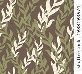 random seamless pattern with...   Shutterstock .eps vector #1988193674