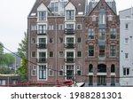 amsterdam  netherlands. june 06 ...   Shutterstock . vector #1988281301
