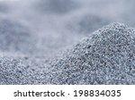 poppyseed background or texture ... | Shutterstock . vector #198834035