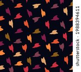 arrows  pointers motif seamless ... | Shutterstock .eps vector #1988394611