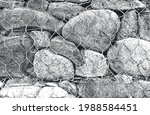 distressed overlay texture of...   Shutterstock .eps vector #1988584451