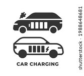 car battery indicator or charge ...   Shutterstock .eps vector #1988648681