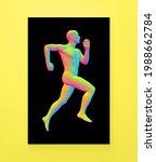 Running Man Constructing From...