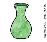 cartoon vase   Shutterstock . vector #198875645