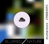 blurred cloud concept  10 eps