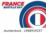 Bastille Day In France....