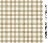 Beige Gingham Pattern Repeat...