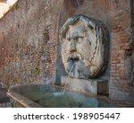 Fountain In Aventine Hill  Rom...