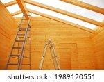 Ladders And Empty Door Frames...