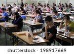 belgrade  serbia   circa june...   Shutterstock . vector #198917669