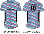 camouflage sports jersey t...   Shutterstock .eps vector #1989420227