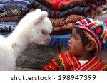arequipa  peru   january 6 ... | Shutterstock . vector #198947399