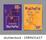 collection of basketball ...   Shutterstock .eps vector #1989651617