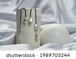 Cute Silver Dangle Earrings...