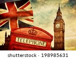 Symbols Of London  England  Th...