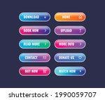 button set web button set of...