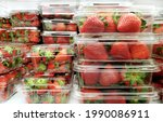 Fresh Strawberry Package In...