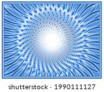 Abstract Curved Line Pattern ...