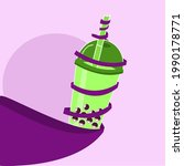 illustration vector graphic a...   Shutterstock .eps vector #1990178771