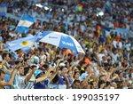 rio de janeiro  brazil   june... | Shutterstock . vector #199035197