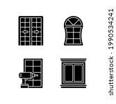 replacement door opportunity...   Shutterstock .eps vector #1990534241