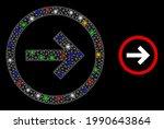 bright mesh net next with multi ... | Shutterstock .eps vector #1990643864