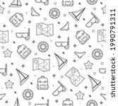 seamless pattern abstract...   Shutterstock .eps vector #1990791311
