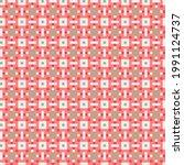abstract cross pattern... | Shutterstock .eps vector #1991124737
