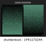 background template made green...   Shutterstock .eps vector #1991173244