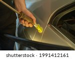 Process Of Paintless Dent...