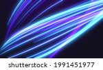abstract background of neon... | Shutterstock . vector #1991451977