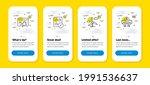 vector set of seo marketing ...