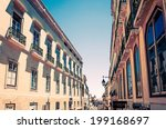lisbon  portugal   may 11  old... | Shutterstock . vector #199168697