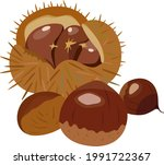 autumn is in season.... | Shutterstock .eps vector #1991722367