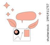 business concept illustrations... | Shutterstock .eps vector #1991911757