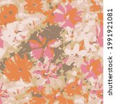 Abstract Floral Camouflage....