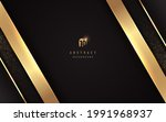 abstract geometric triangle... | Shutterstock .eps vector #1991968937