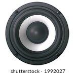 speaker | Shutterstock . vector #1992027