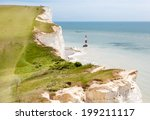beachy head  east sussex ...