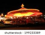 the fair at night.  | Shutterstock . vector #199233389