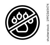 non animals in canteen mark... | Shutterstock .eps vector #1992365474