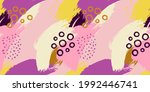 seamless pattern with...   Shutterstock .eps vector #1992446741