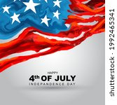 fourth of july independence day ...   Shutterstock .eps vector #1992465341