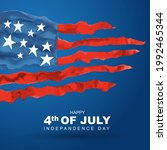 fourth of july independence day ...   Shutterstock .eps vector #1992465344