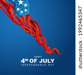 fourth of july independence day ...   Shutterstock .eps vector #1992465347